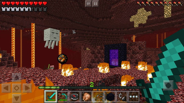best iphone games minecraft ios 2