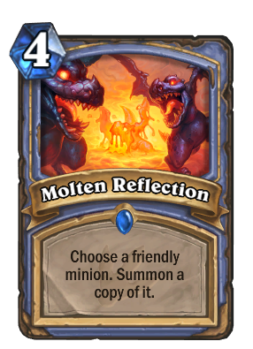 hearthstone decks ungoro molten reflection 55553