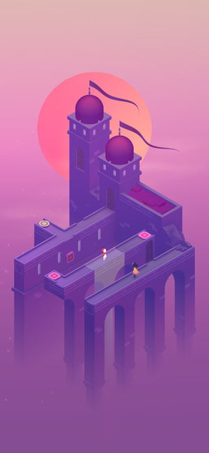 best iphone games monument valley 2 ios