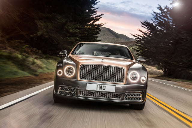 bentley engineering boss interview mulsanne extended whelbase  6