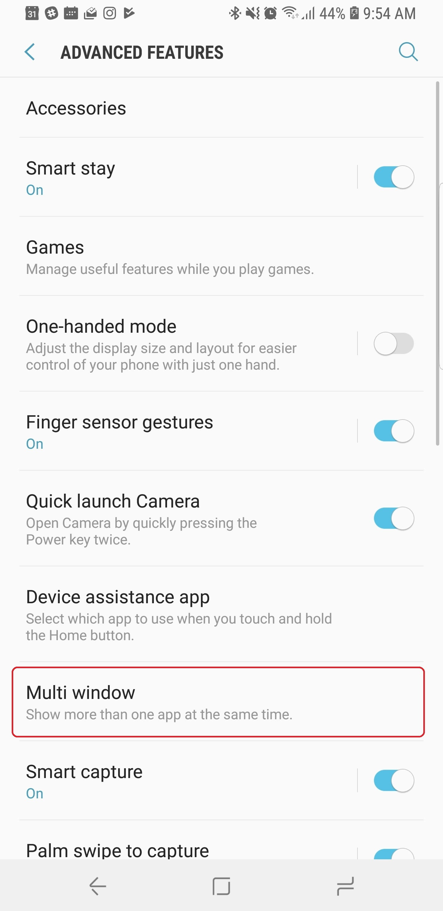 10 Settings You Need To Change On Your Samsung Galaxy S9 or S9 Plus