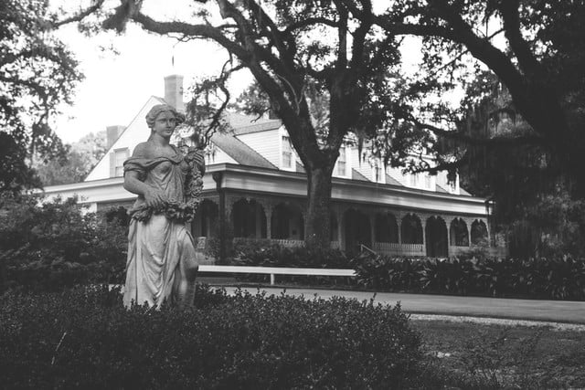 haunted houses places in america myrtles plantation 0021