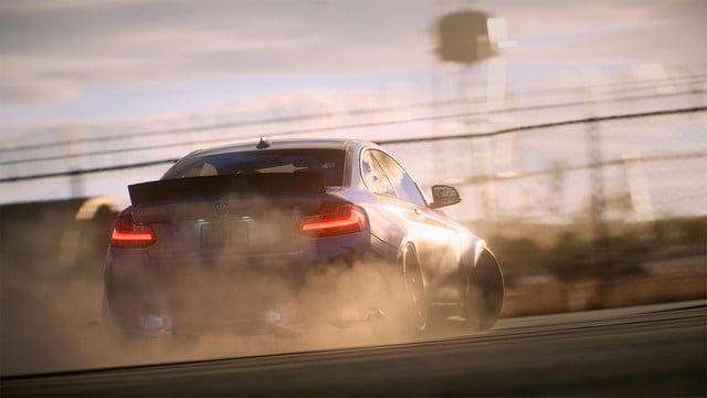 Need for Speed Payback review dust