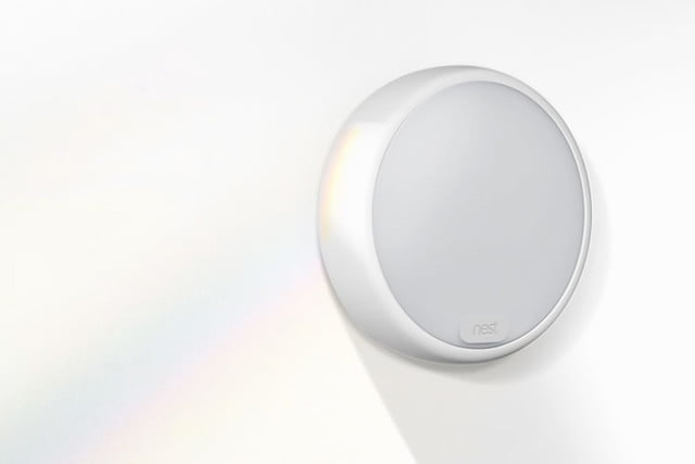 Nest Thermostat E white wall