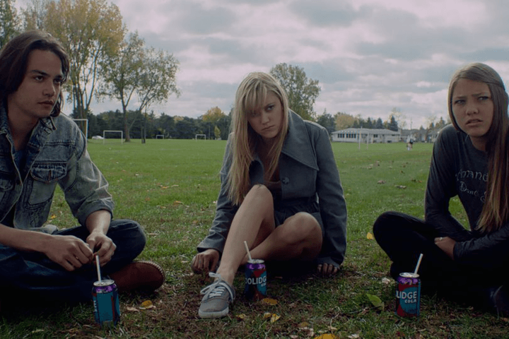 best horror movies on Netflix It Follows