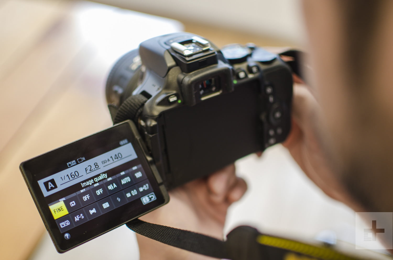 nikon d5600 review digital trends