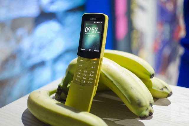Nokia 8110 4G Hands-on Review