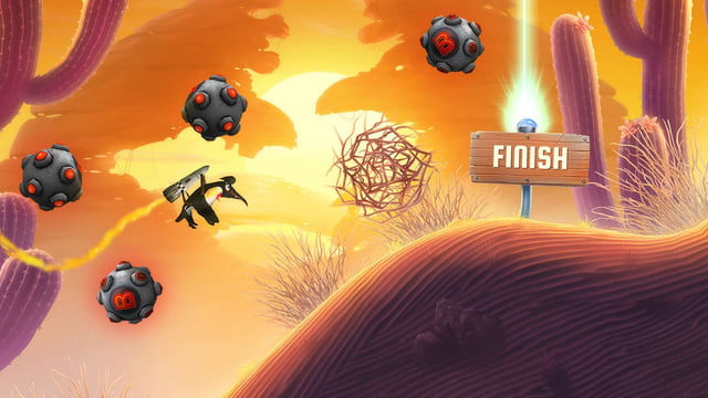 5 iphone games you need to play this week oddwings escape screen2