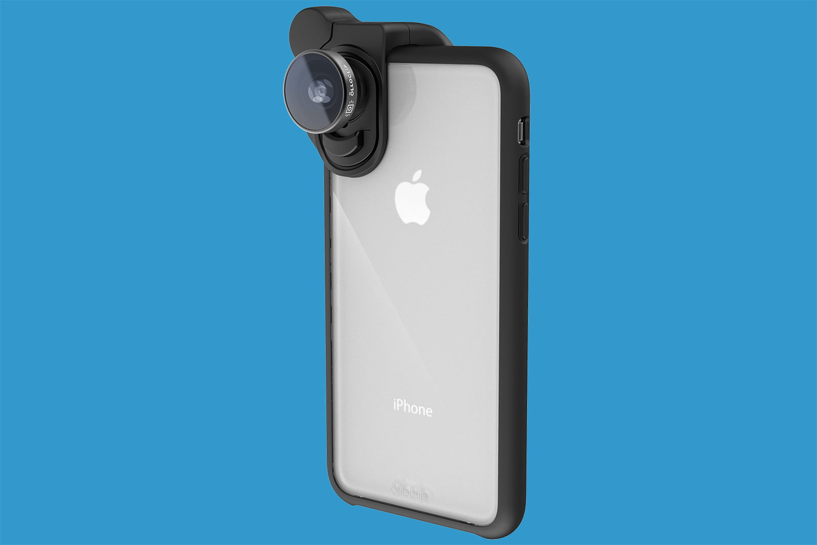 watch 26ce2 86282 Olloclip Makes It Easy to Swap Lenses with New iPhone X System ...