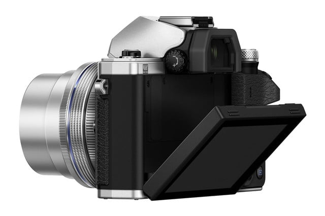 olympus gives entry level om d e m10 mirrorless camera big upgrades e10mkii 10
