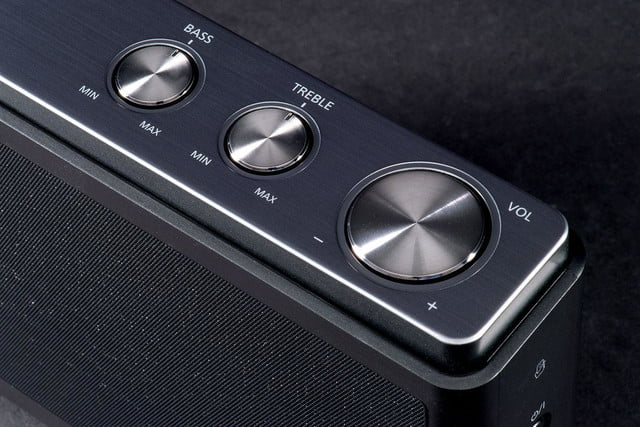 Pansonic SC NA30P control knobs