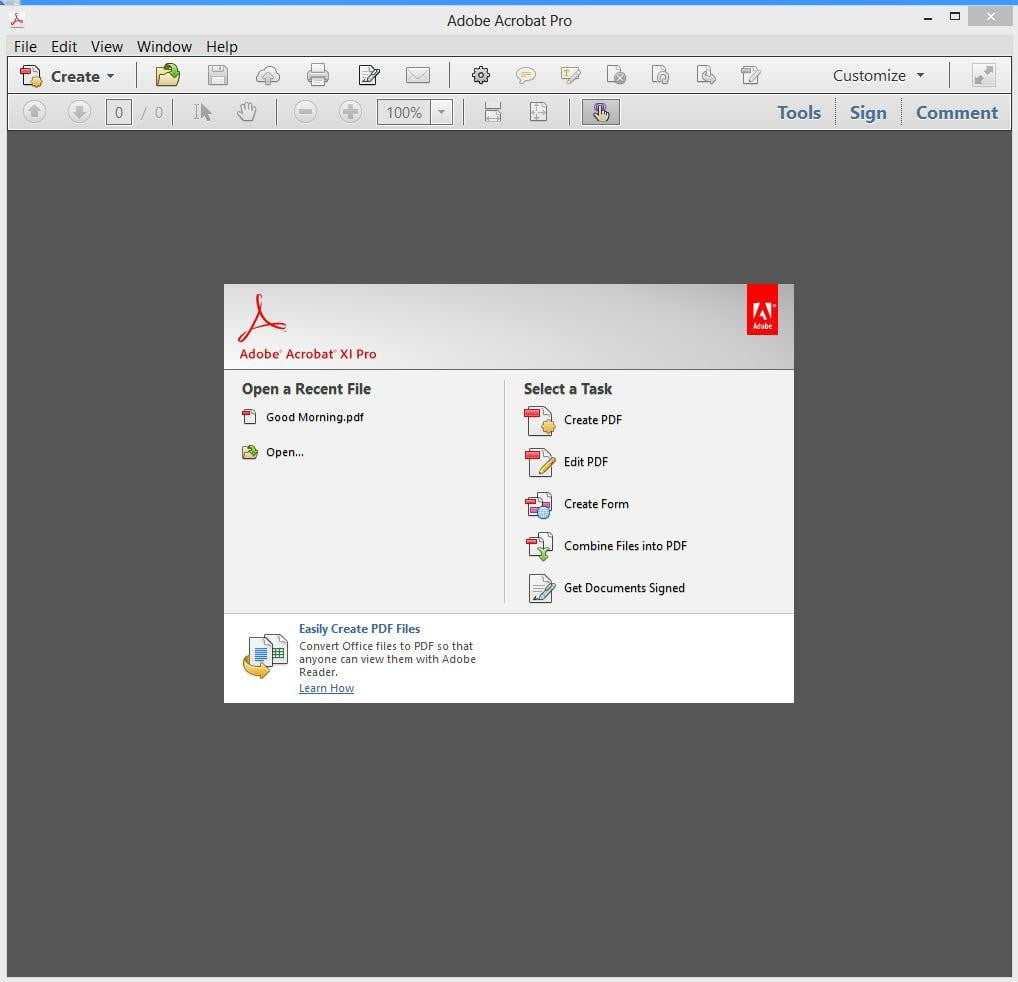 Editing A Pdf Using Desktop Software