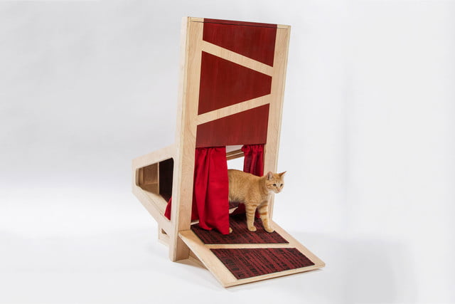 architects for animals design amazing cat houses pfeiffer partners photo credit meghan bob photography