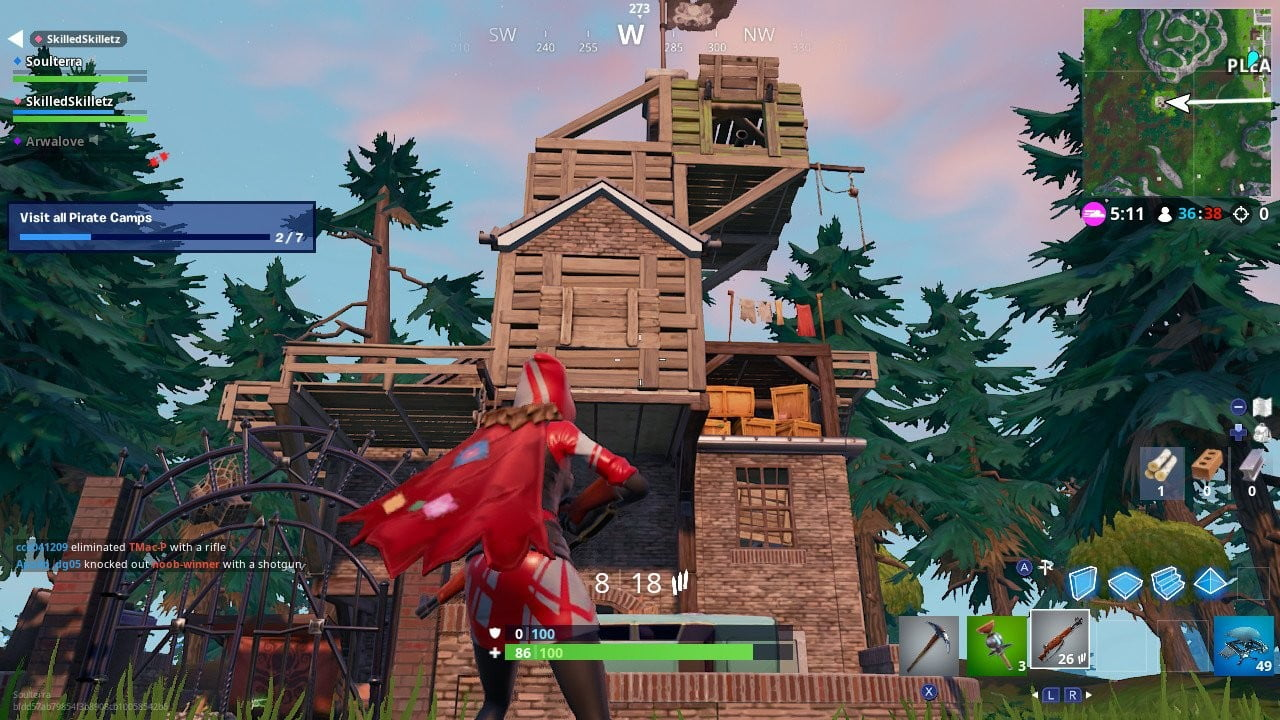 fortnite new map locations lazy lagoon sunny steps and more season 8 digital trends - fortnite new places