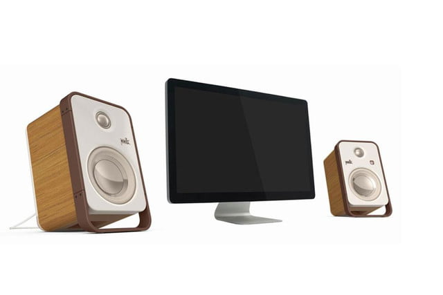 polk reveals hampden i powered bluetooth speakers  press with monitor