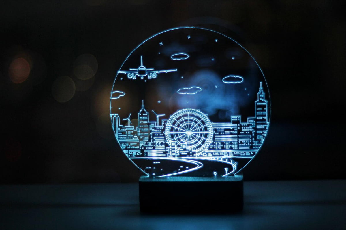10 Of The Coolest Lamps We Ve Ever Seen Digital Trends
