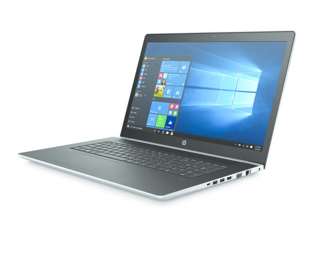 hp probook 400 g5 news 470 frontleft natural silver win10