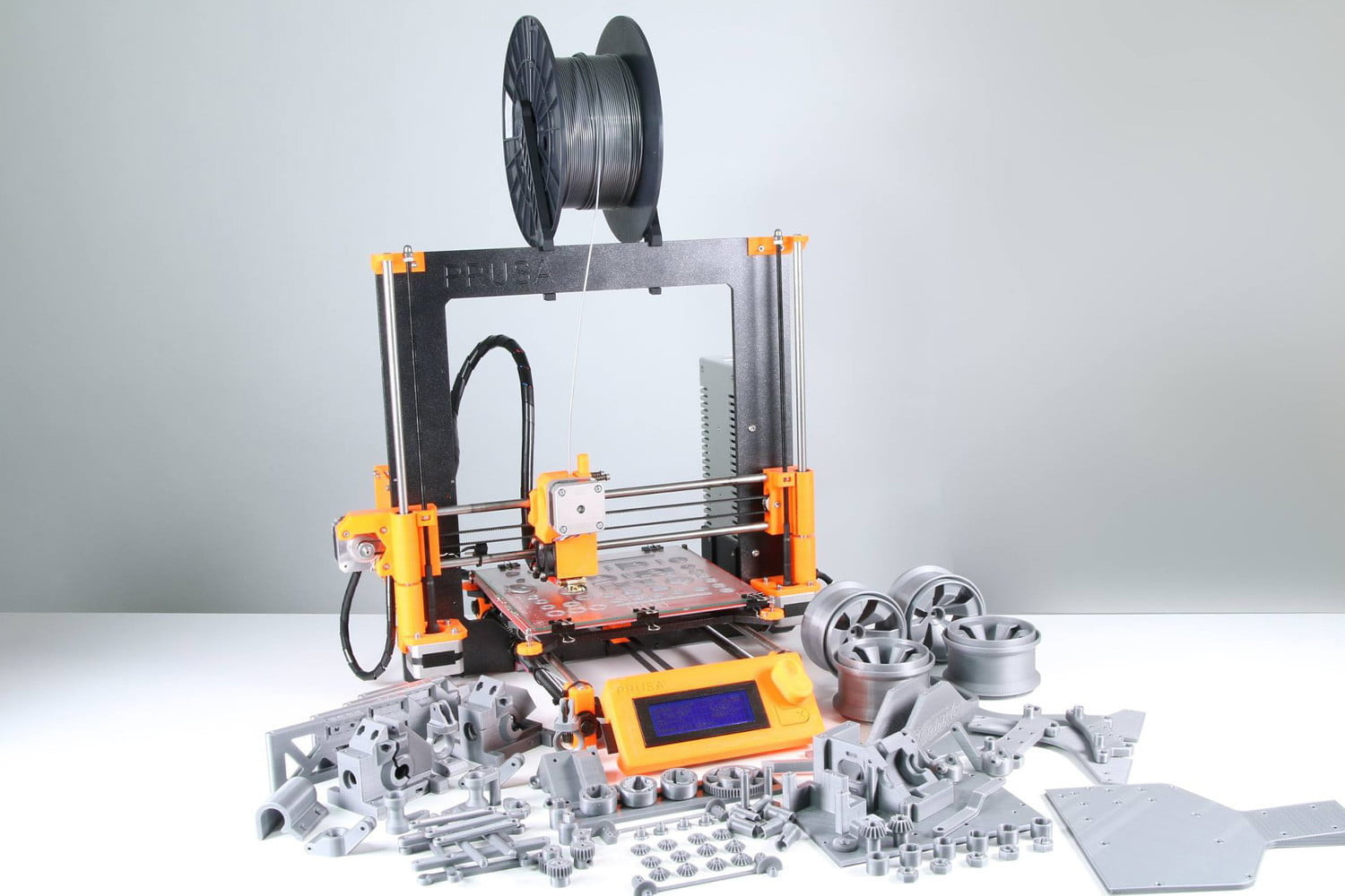 Home 3d printer projects for high school.