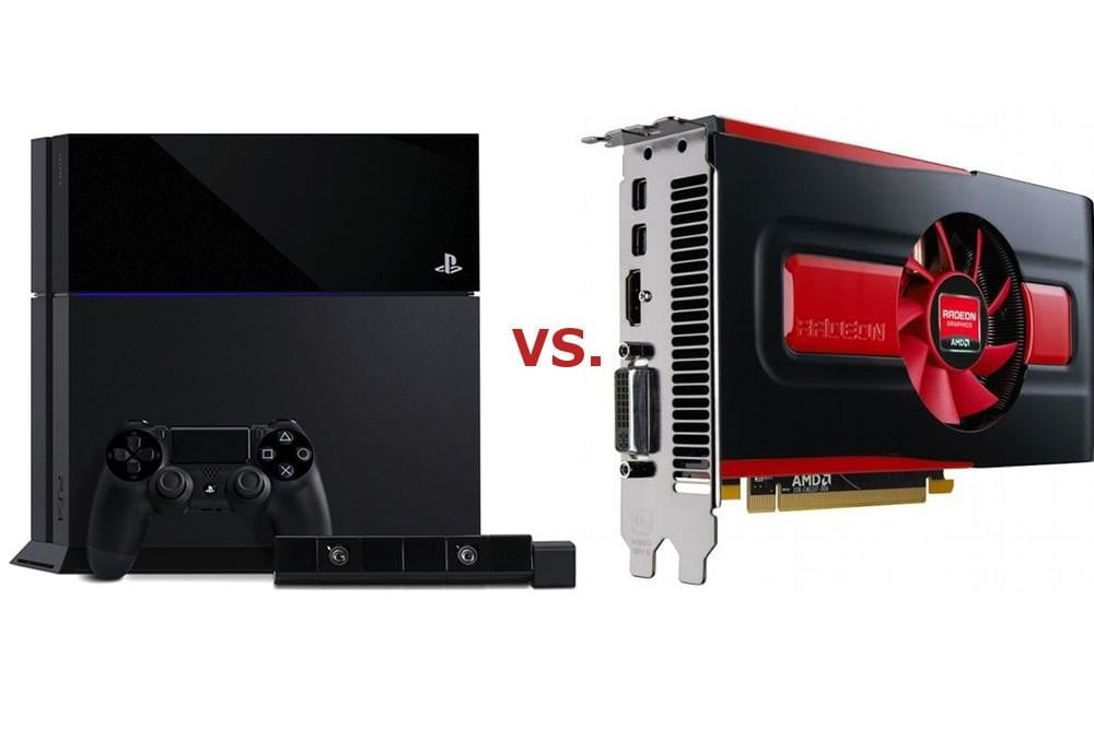 PC vs PS4 vs Xbox One: How to Get Your PC Even With the ...Ps4 Graphics Card Vs Xbox One Graphics Card