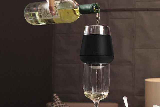 Quirky Icecap wine chiller + aerator