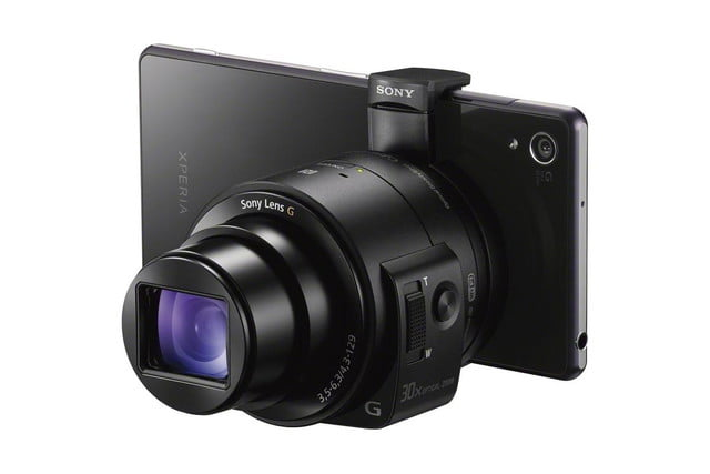 new sony qx1 qx30 action cam mini unveiled ifa 2014 main1 with xperiaz2 1 1200