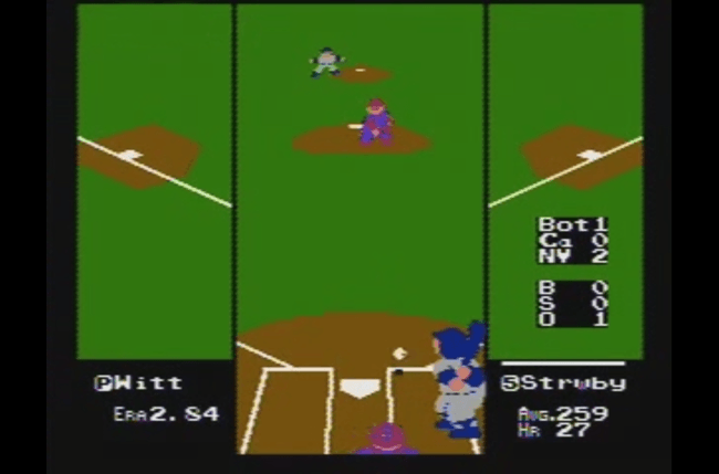best nes games ever rbi screen 3
