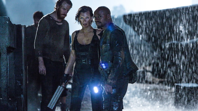 Resident Evil: The Final Chapter Movie Review   Digital Trends