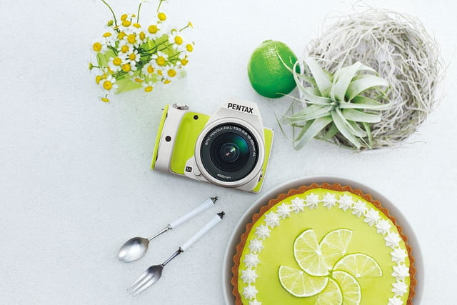 ricoh adds sweet touch dslrs candy colored pentax k s1 ks1 7