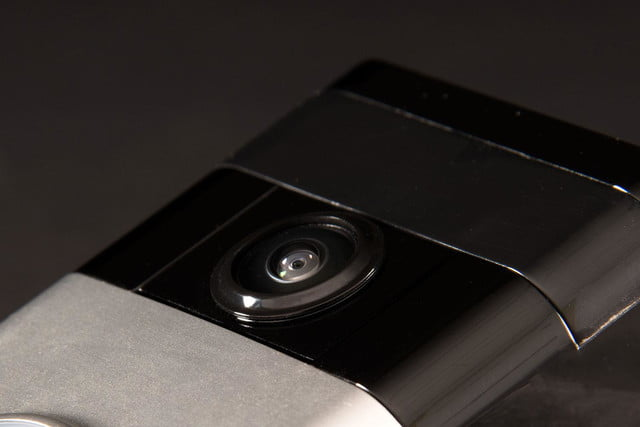 ring video doorbell 2 lens