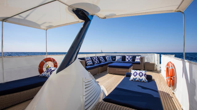 Royal Superyacht for sale