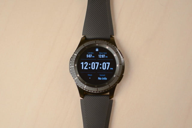 promo code 75e8d ef947 Samsung Gear S3 Review: A Great Watch for Android Owners | Digital ...