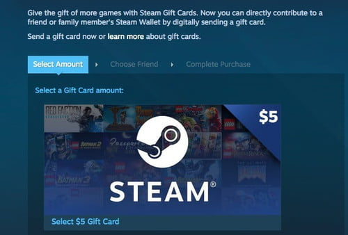 How to Give a Steam Game as a Gift | Digital Trends