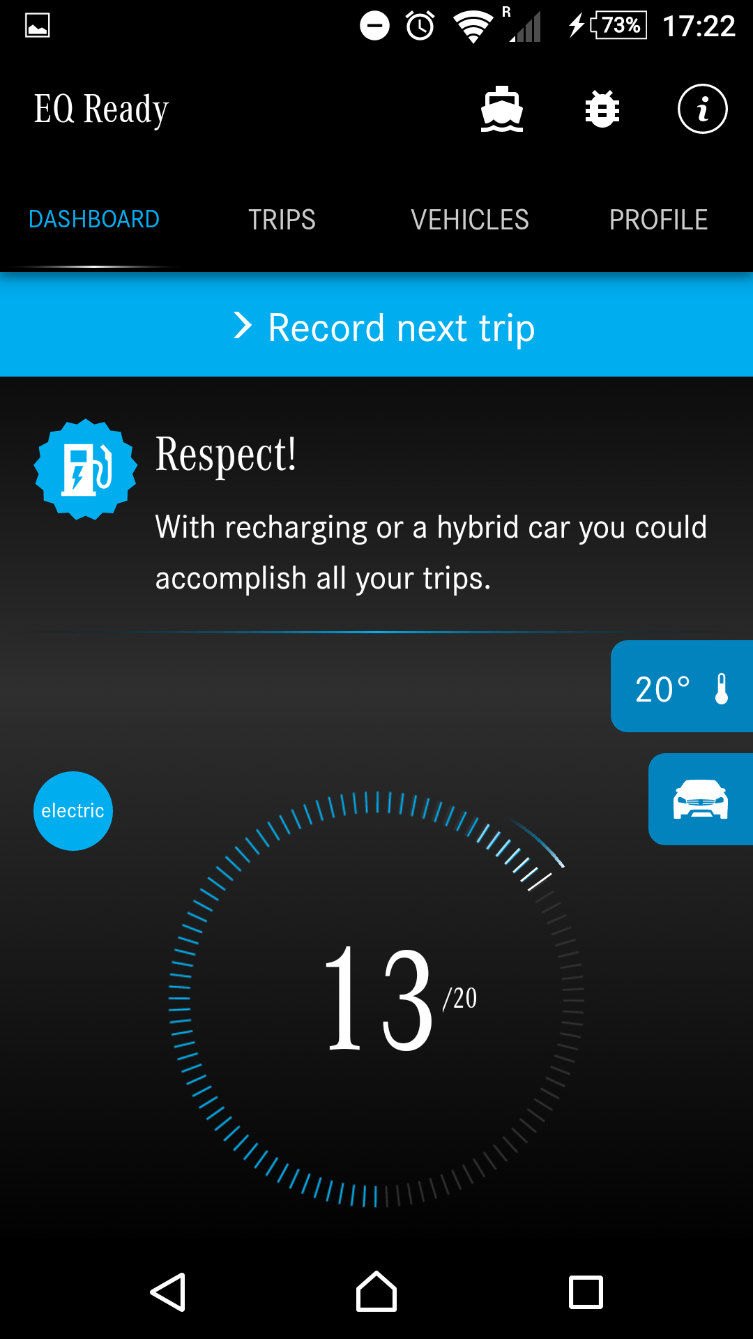 Mercedes-Benz EQ Ready App | Features, How It Works ...