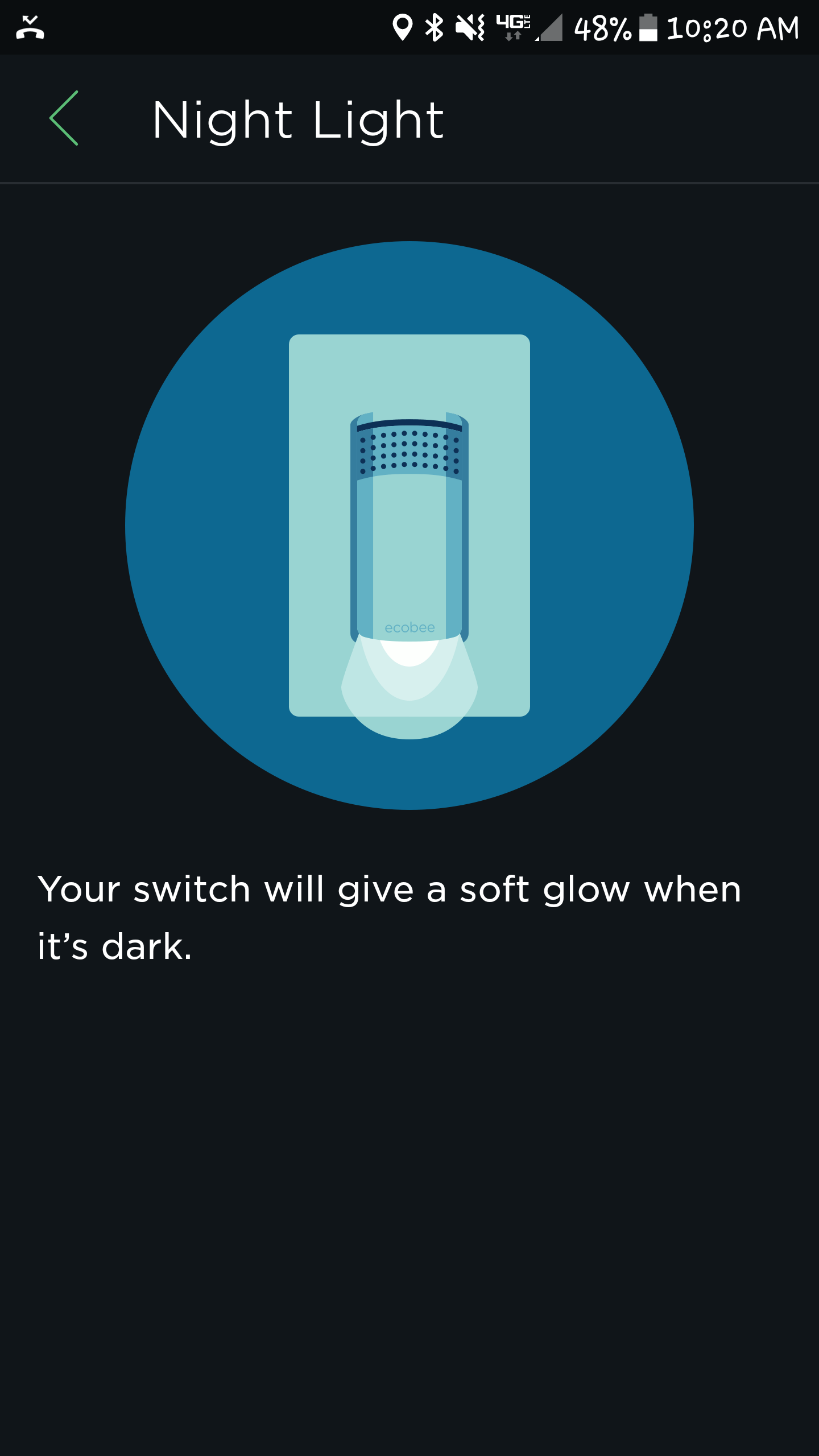 Ecobee Switch Review More Than Just A Digital Trends Push To Talk Wiring Diagram Screenshot 20180309 102053