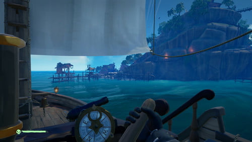 How to Play 'Sea of Thieves' Solo: 10 Tips for Single-Player