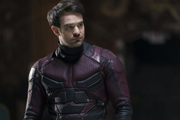 matt murdock as daredevil in the defenders