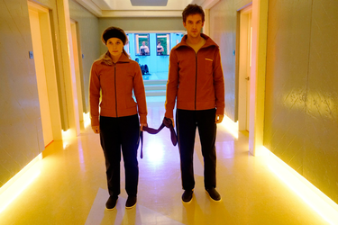 How Kubrick, Lynch, and Happy Accidents Helped Create Legion's Crazy