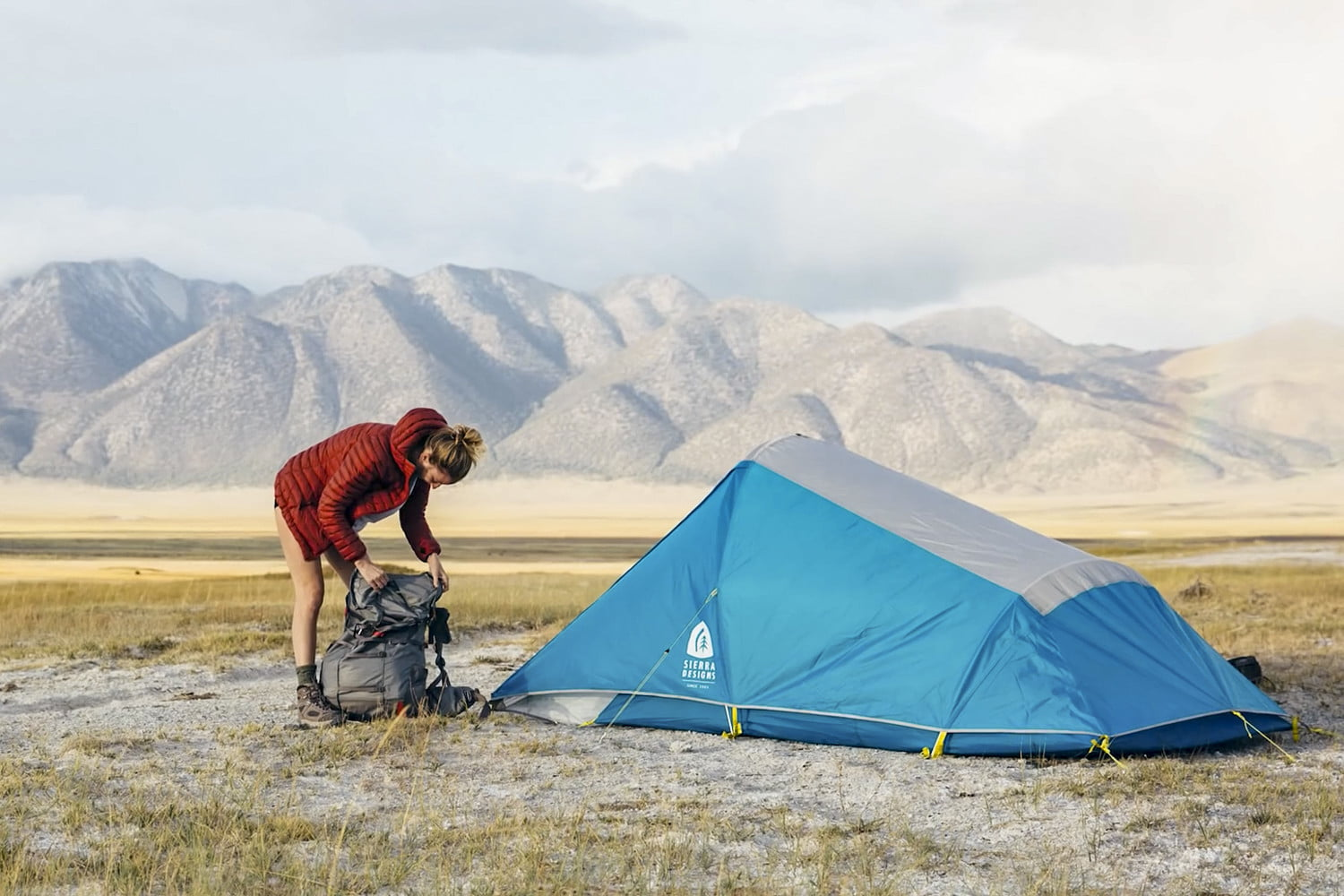 The best two-person tent. Sierra Designs Clip Flashlight 2 & The Best Tents to Keep You Comfortable While Sleeping Under the ...