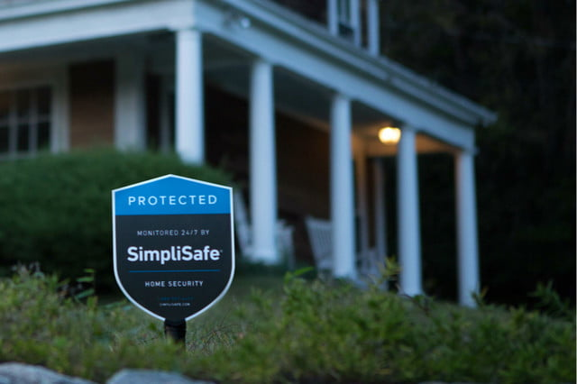 discounted simplisafe security system with free camera 10
