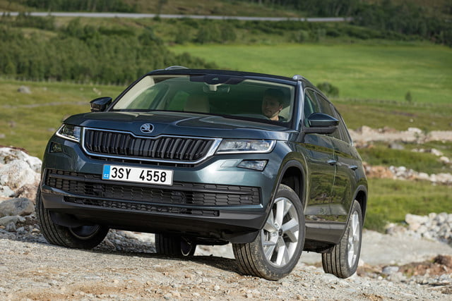 Czech Brand Skoda Just Introduced Its First Ever Suv In Paris