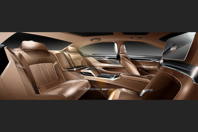 2016 bmw 7 series tech pictures specs news sky lounge panorama glass roof p90183811
