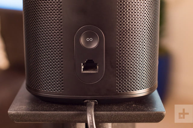 Sonos One review ethernet