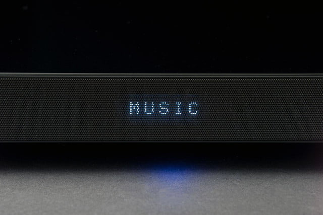 Sony HT XT1 music display