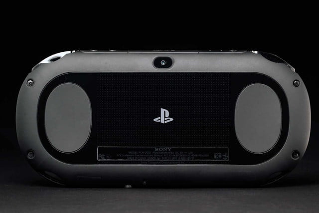 Sony PlayStation Vita Slim review rear