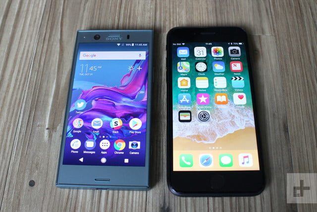 Sony Xperia XZ1 Compact review