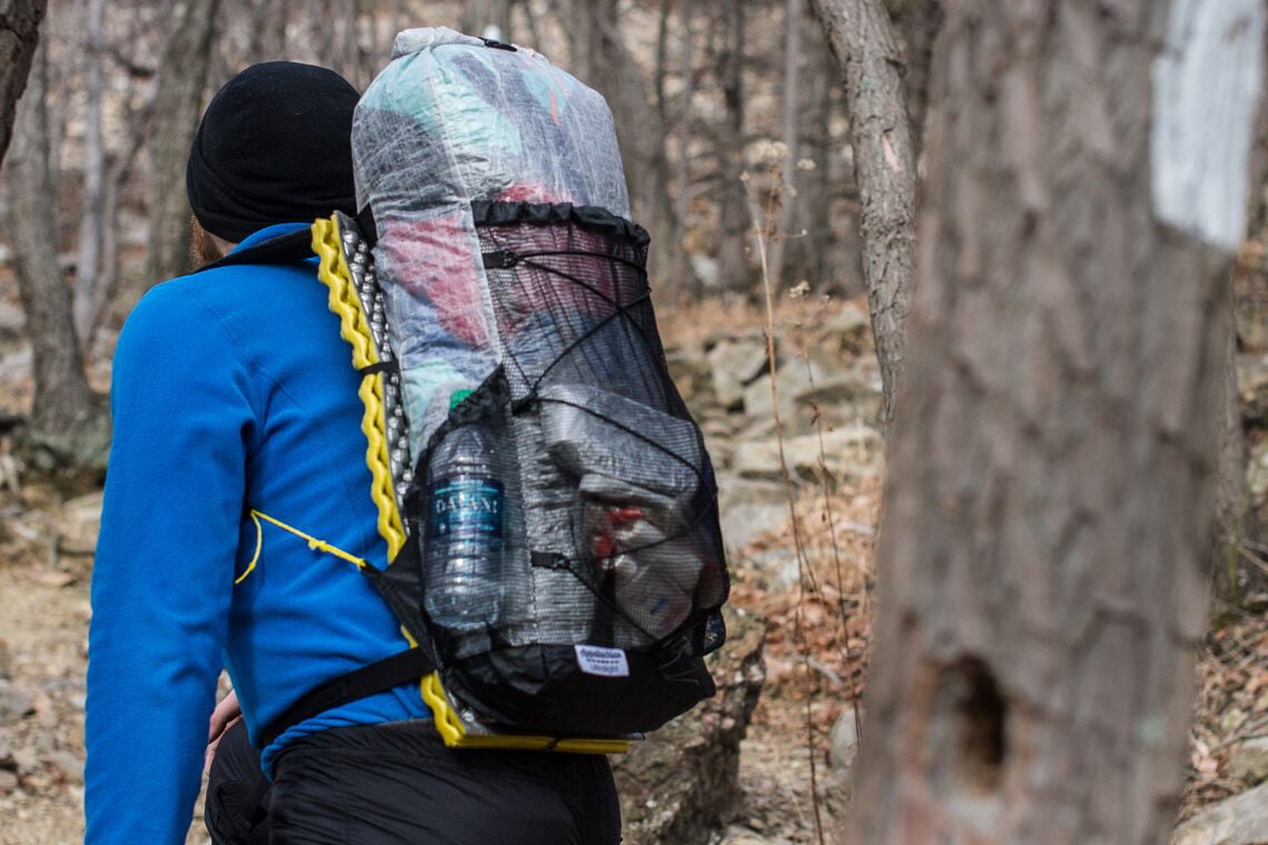 6-ounce Balloon Backpack Offered by Appalachian Ultralight ...