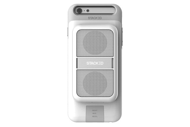 get stackeds new audio solutions and rid of all your wires for the iphone stacked boost speaker 9