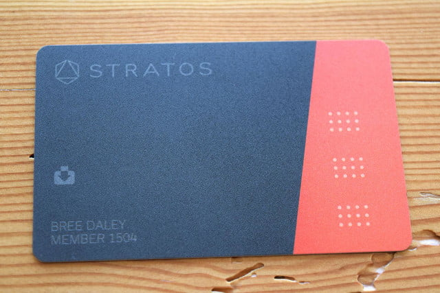 stratos smart credit card review
