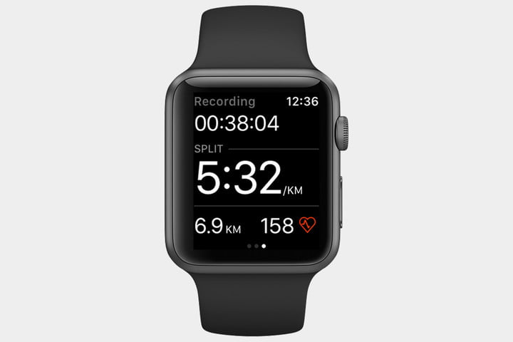 best fitness apps for the Apple Watc Strava