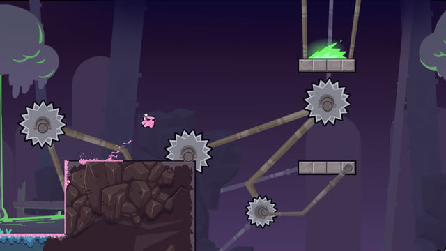 super meat boy forever hands on preview 15002